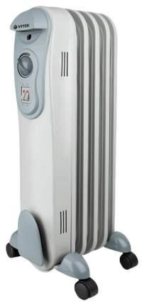 Масляный радиатор Vitek VT-2120 GY серый