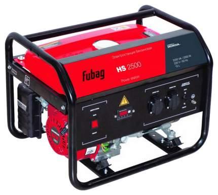 Бензиновый генератор Fubag Honda HS 2500 568283