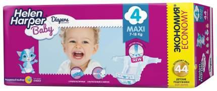 Подгузники Helen Harper Baby Maxi 4 (7-18 кг), 44 шт.