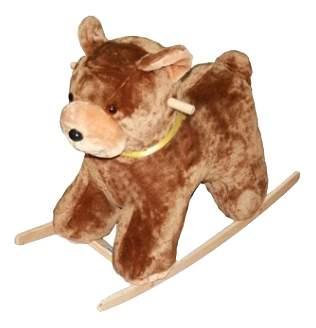 Детская качалка Тутси Медведь
