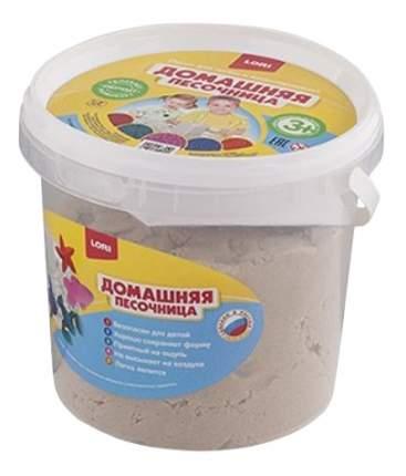 Кинетический песок LORI Морской песок, 1 кг