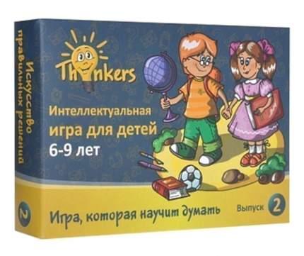 Семейная настольная игра Thinkers Выпуск 2. Воображение