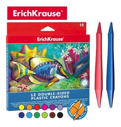 Восковые мелки Erich Krause Мелки 12 цветов