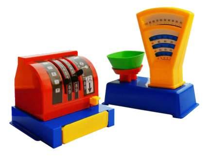 Супермаркет игрушечный Пластмастер Плэйдорадо Магазин