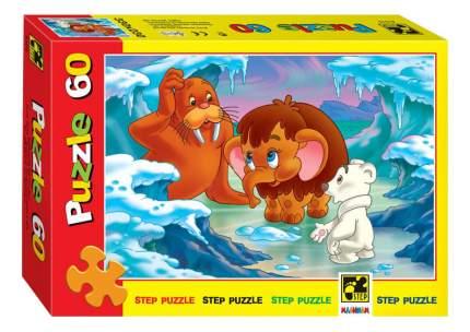 Пазл Step Puzzle Мамонтенок 60 элементов