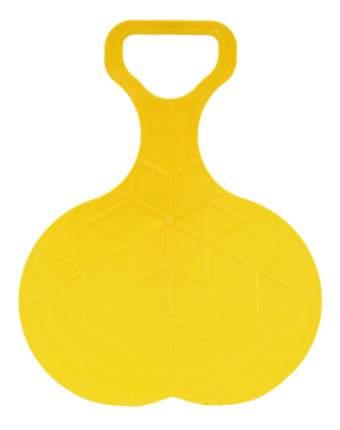 Санки-ледянки малые желтые Совтехстром