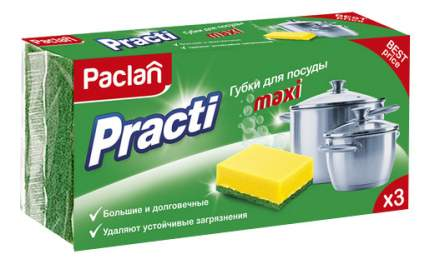 Губка для посуды Paclan 409120