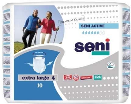 Впитывающие трусы SENI Active XL 10 шт. XL10-RU1