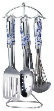 Набор куханных принадлежностей Mayer&Boch MB-22010 Белый, голубой, серебристый