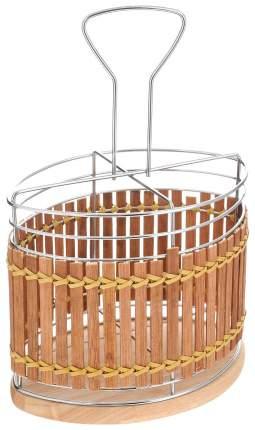 Подставка для столовых приборов Mayer&Boch 8637 Коричневый