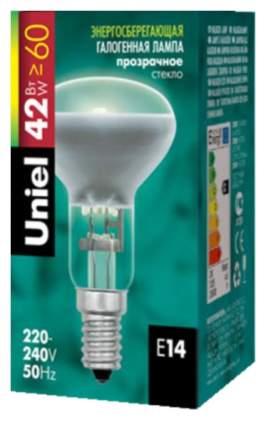 Лампа галогенная (05222) E14 42W рефлектор прозрачная HCL-42/CL/E14 Reflector