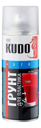 Грунт для пластика KUDO KU6000 прозрачный 520 мл