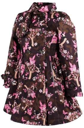 Пальто для девочек Huppa 1210BS15, р.116 цвет 791