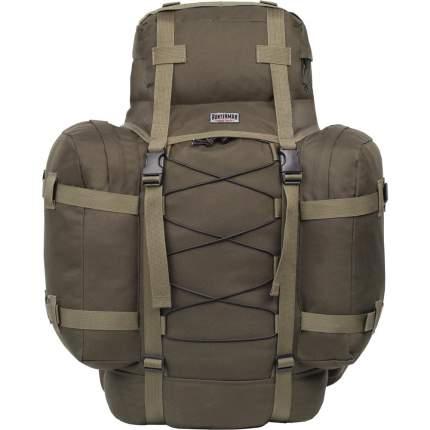 Туристический рюкзак Nova Tour Hunterman Контур V3 75 л хаки
