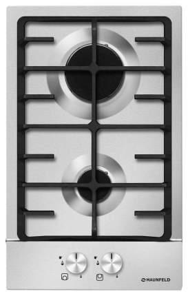 Встраиваемая варочная панель газовая MAUNFELD MGHS 32 73S Silver