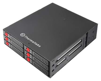 Внутренний карман (контейнер) для HDD Thermaltake Max 2506 ST-009-M21STZ-A2 Black