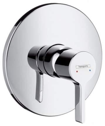 Смеситель для встраиваемой системы Hansgrohe Metris S 31665000 хром