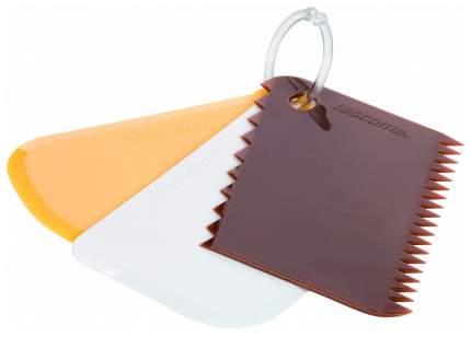 Лопатка кондитерская Tescoma Delicia 630300 Желтый; Коричневый; Белый