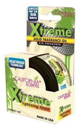 Автомобильный ароматизатор California Scents Молниеносная Свежесть EXTM-044