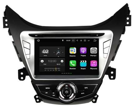 Штатная магнитола FarCar для Hyundai W360