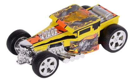 Машинка Hot Wheels Freeway Flyer - Bone Shaker желтая