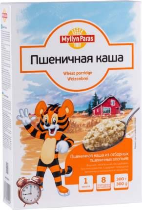 Каша пшеничная Myllyn Paras из отборных пшеничных хлопьев  300 г