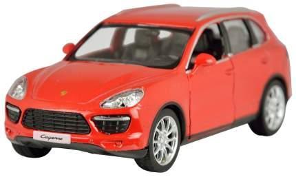 Коллекционная модель машина металлическая Rmz City 1:64 Porsche Cayenne Turbo
