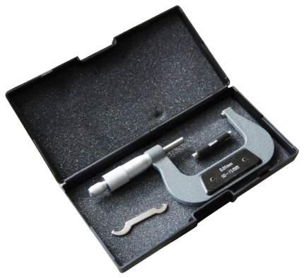 Микрометр 50-75мм/0,01мм 10772