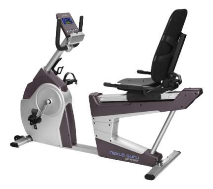 Велотренажер Oxygen Fitness Nexus Guru RB HRC