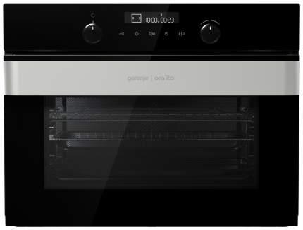 Встраиваемый электрический духовой шкаф Gorenje BCM547ORAB Black