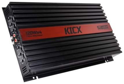 Усилитель 4-канальный KICX SP SP 4.80AB
