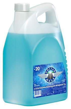 Жидкость стеклоомывателя зимняя Тосол-Синтез 3.78л 4606532003135