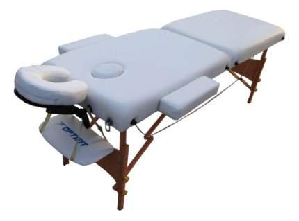 Массажный стол складной OptiFit Belleza white