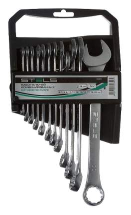 Набор комбинированных ключей STELS 15429