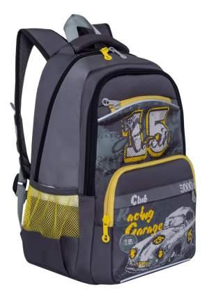 Рюкзак для мальчика Grizzly RB-860-1 серый