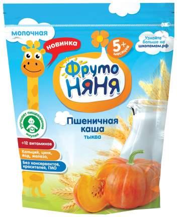 Каша молочная ФрутоНяня Пшеничная с тыквой с 5 мес. 200 г