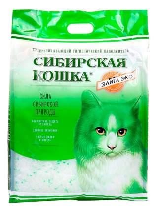Наполнитель Сибирская кошка силикагелевый 24 л