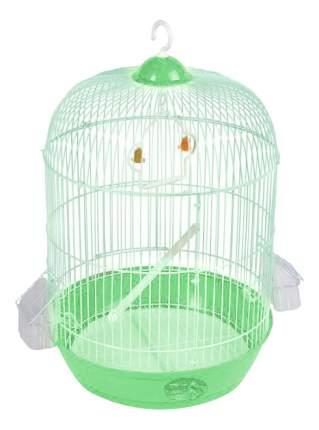 Клетка для птиц Triol 33,5x33,5x53 зеленый