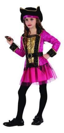 Карнавальный костюм пиратка 110-120 см Snowmen Е96496