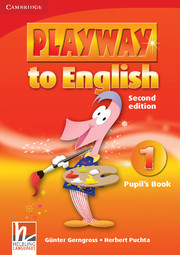 Playway to Eng New 2Ed 1 PB