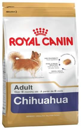 Сухой корм для собак ROYAL CANIN Chihuahua Adult, птица, 1.5кг