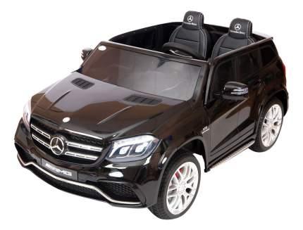 Электромобиль Mercedes-Benz GLS63 AMG черный глянец RIVERTOYS