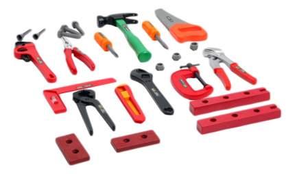 Набор инструментов super power tools Shenzhen toys Г30561