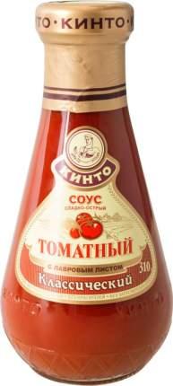 Соус сладко-острый Кинто томатный классический 310 г
