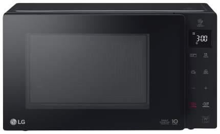 Микроволновая печь с грилем LG MB63W35GIB black