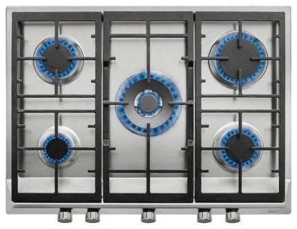 Встраиваемая варочная панель газовая TEKA EX/70.1 5G AI AL DR CI Silver
