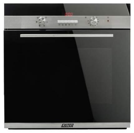 Встраиваемый электрический духовой шкаф Exiteq CKO-590 GLS Silver
