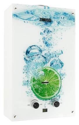 Газовая колонка Zanussi GWH 10 Fonte Glass Lime multicolor