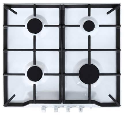 Встраиваемая варочная панель газовая GEFEST ПВГ 1212-01 White