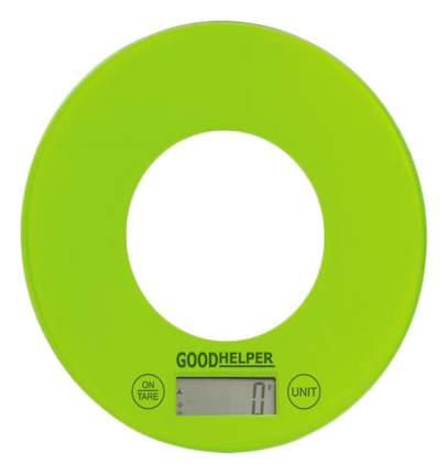 Весы кухонные Goodhelper KS-S03 Green